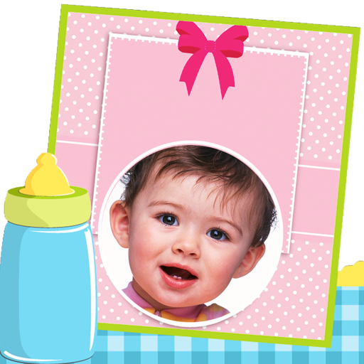 Baby - Frames and Collage Templates for Photoshop