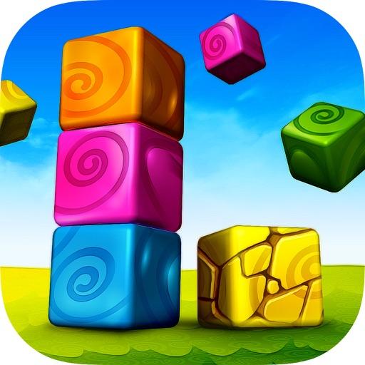 方块生物:Cubis Creatures【3D三消】