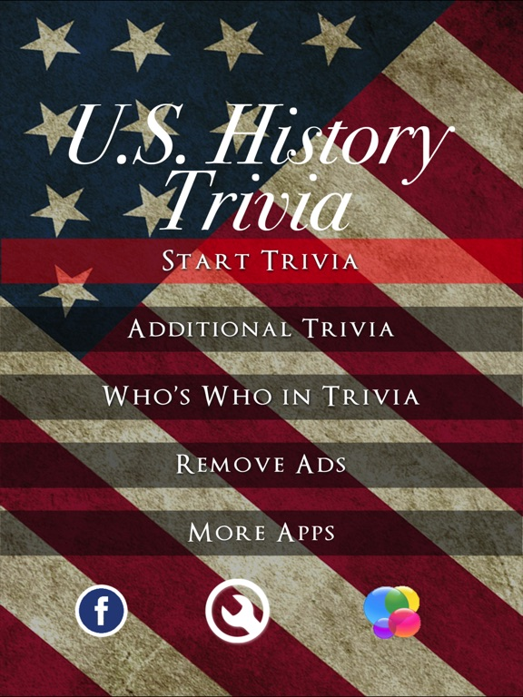 U s history trivia american history quiz on the app store for American history trivia facts