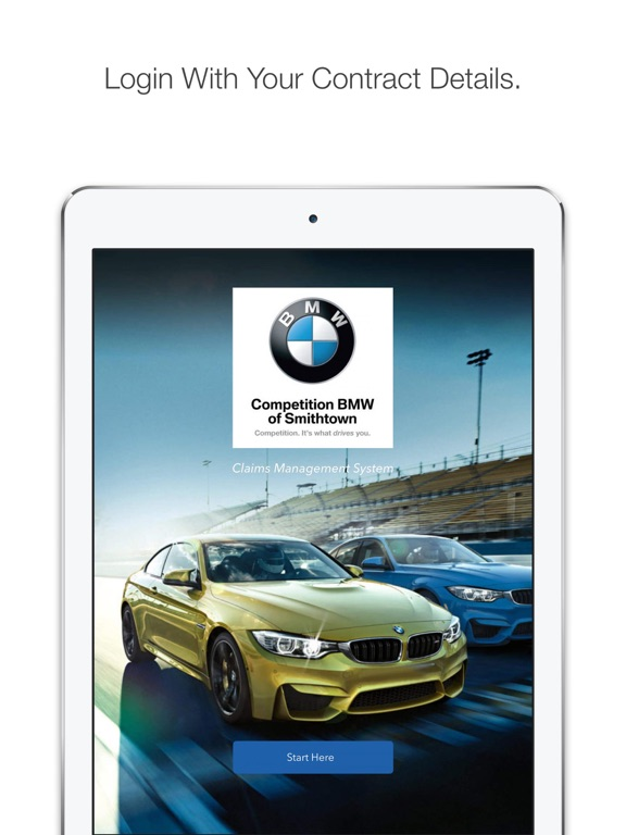 Competition BMW Service on the App Store