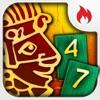 神秘的玛雅数字 - 好玩的数字合成游戏