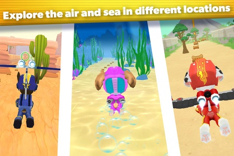 PAW Patrol: Air & Sea screenshot 2