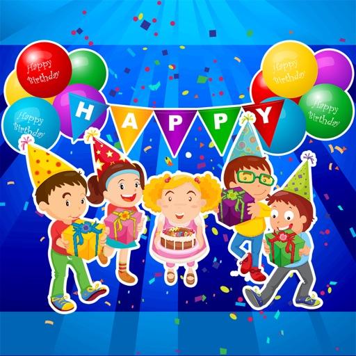 Happy Birthday Emoji And Stickers By Yeon Tai Ang
