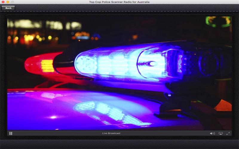 australian police scanner app android