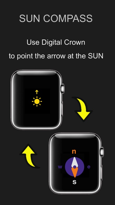 Compass for Watch Скриншоты3