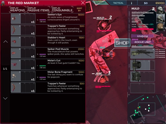 Screenshot 3 STRAIN TACTICS