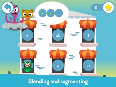 Teach Your Monster to Read - Phonics and Reading screenshot 3