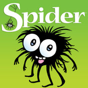 Spider Magazine app review