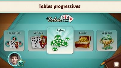 Belote.com - Jeu de c... screenshot1