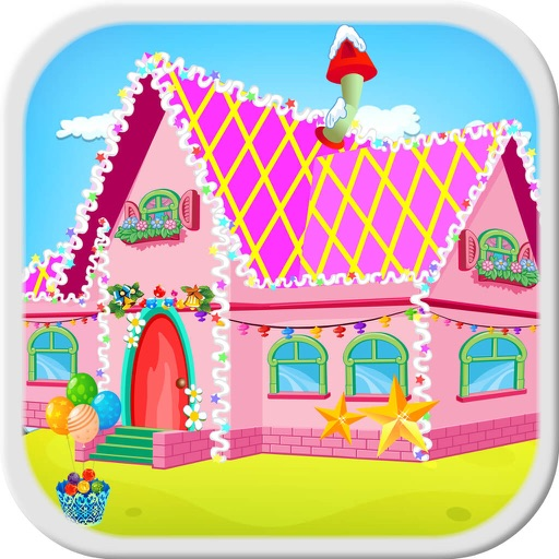 Real Princess Doll House Decoration Game By Shi Zhiqian