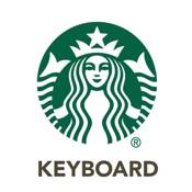 Starbucks Keyboard