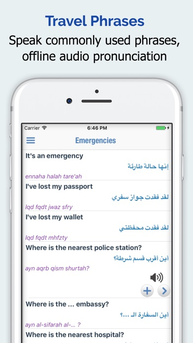 Arabic Dictionary Eliteلقطة شاشة4