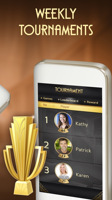 Grand Gin Rummy: Fun Card Game Screenshot