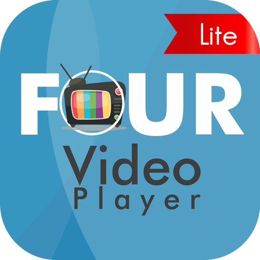 Four Video Player Lite