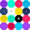 Matchagon - a minimalistic Drop Block Puzzle