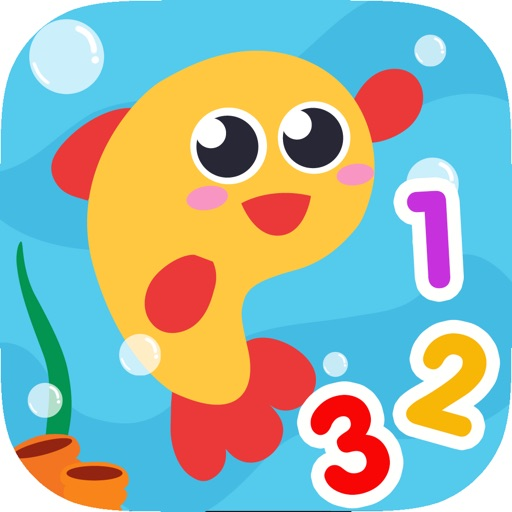 Ocean Explorer 123 - Numbers & Counting Games