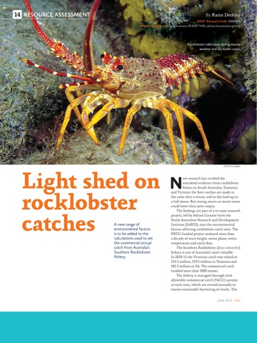 FRDC FISH Magazine screenshot 3