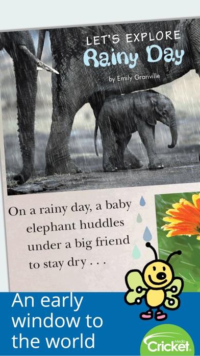 Babybug Magazine review screenshots