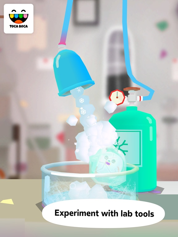Toca Lab: Elements iPad