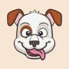 DogMoji - dog emoji & stickers keyboard app