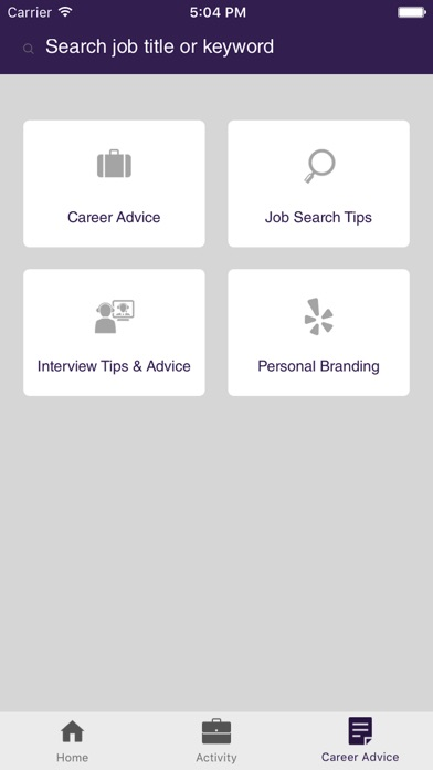 iLook Jobs screenshot 2