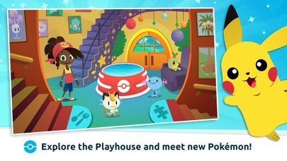 Pokémon Playhouse Screenshot