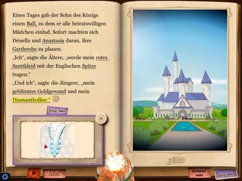 Cinderella by Chocolapps screenshot 3