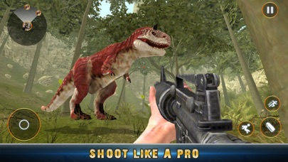 Real Dino Jungle Hunter Pro 3D Скриншоты5