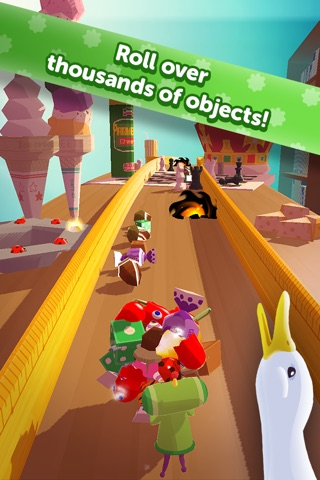 AMAZING KATAMARI DAMACY screenshot 1