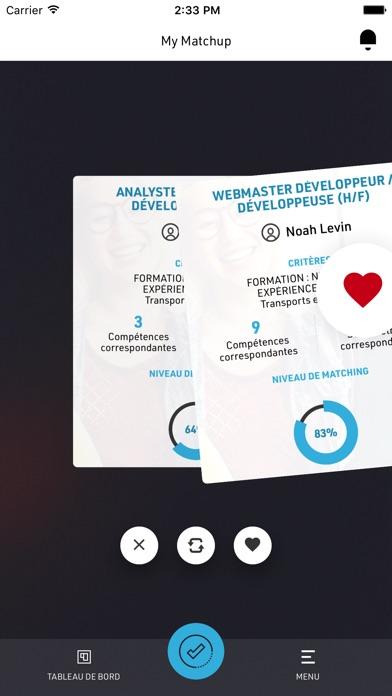 My MatchupCapture d'écran de 4