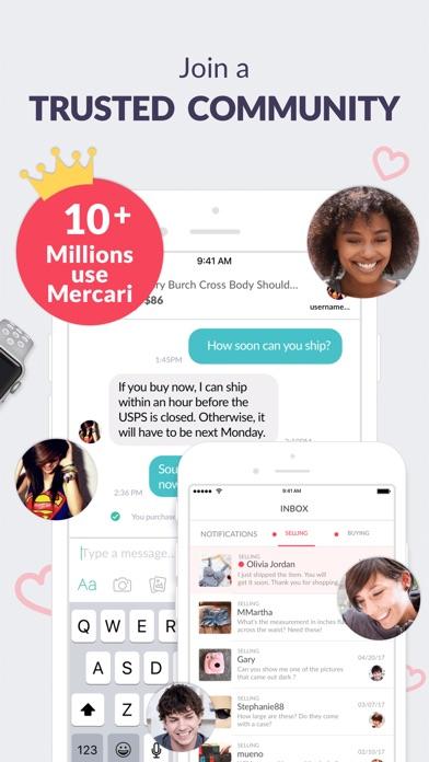 download Mercari apps 3