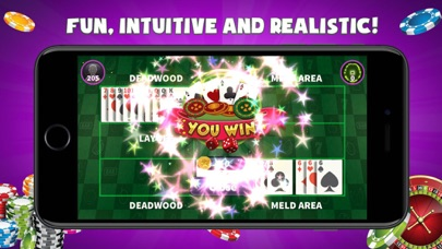 gin rummy plus how to win jackpot