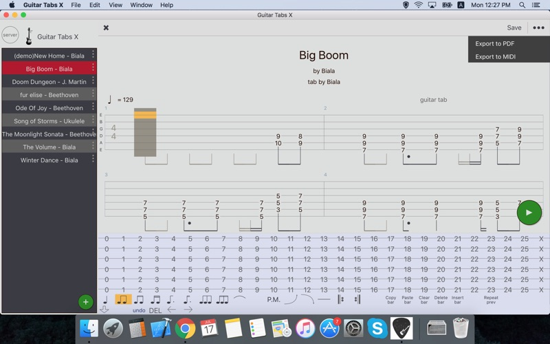 Image Result For Midi Fretboard Apk