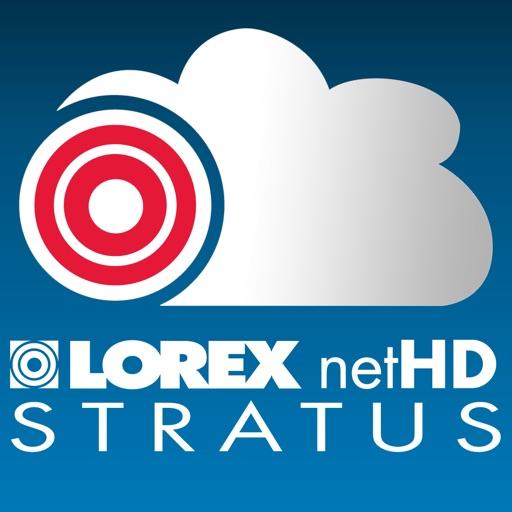 Lorex netHD Stratus iOS App