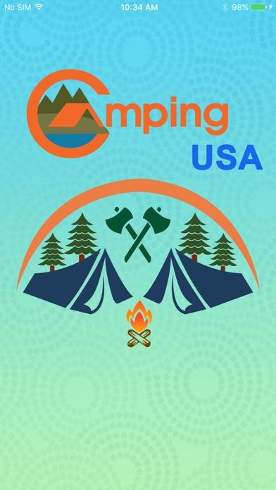 Camping USA Screenshot