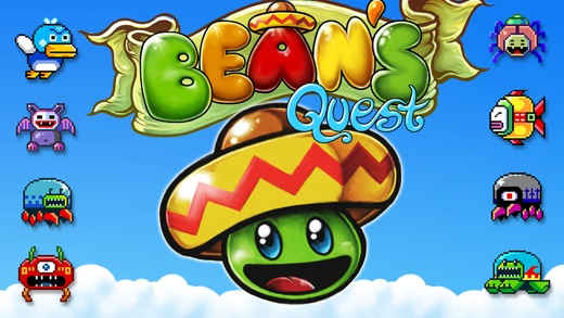 Bean's Quest Screenshots