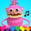 Petoons Piano music and songs for kids and family
