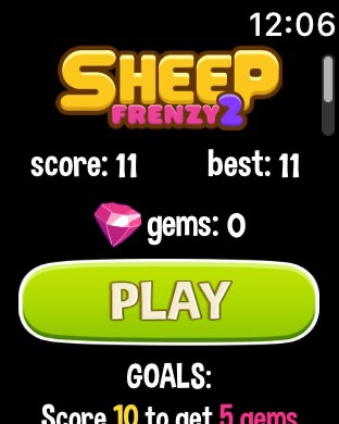 Sheep Frenzy 2 Screenshot