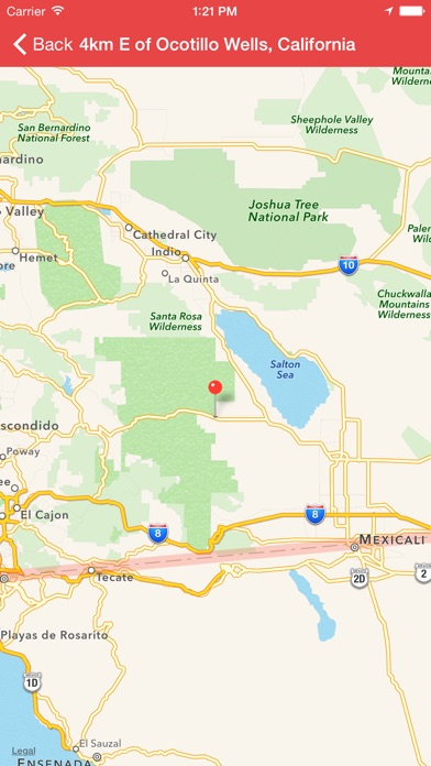 download My Earthquake Alerts & Feed apps 0