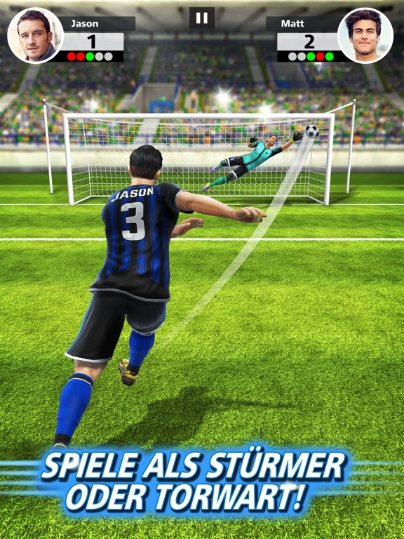 Screenshot 2 Football Strike