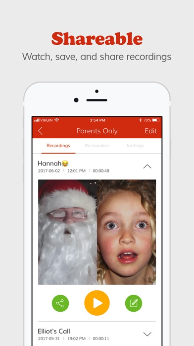 download Video Call Santa apps 1