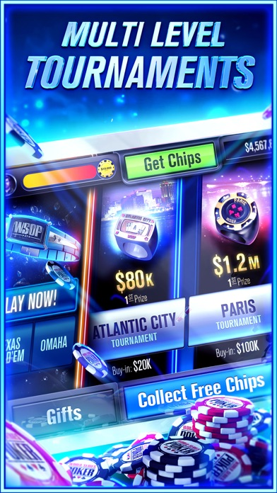 download World Series of Poker - WSOP appstore review