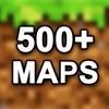Minecraft PE(MCPE)のマップと追加
