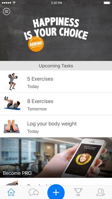 download Kensho Premium Fitness apps 0
