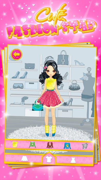 Fashion (Page 1) - Dress Up Games 93