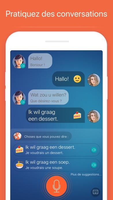 Apprendre le néerlandais.Capture d'écran de 4