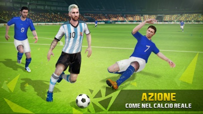 Screenshot of Soccer Star 2018 World Legend4
