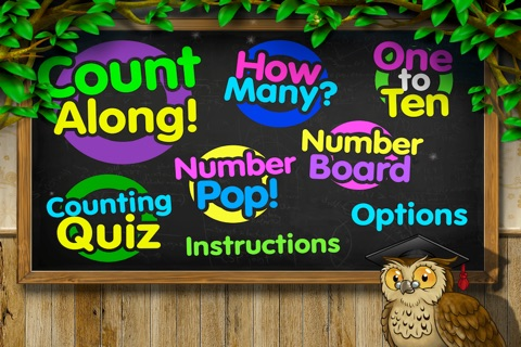 Count 1 to 10 Pocket Learning screenshot 2
