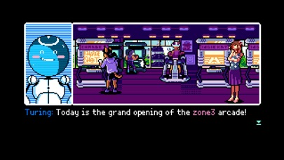 Screenshot 3 Read Only Memories: Type-M