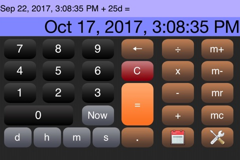Time Calculator* screenshot 4